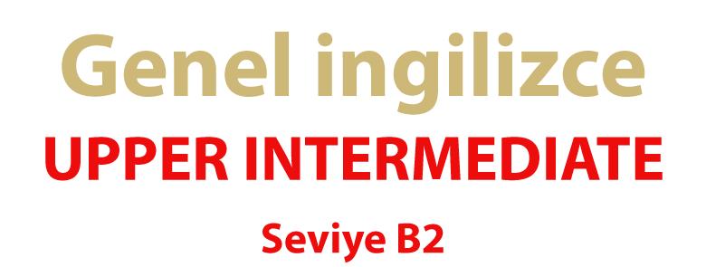 Intermediate B2 - bitgab Academy - Learn English Online