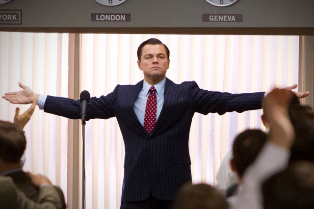 The Wolf of Wall Street · English reading exercise (intermediate level) |  bitgab